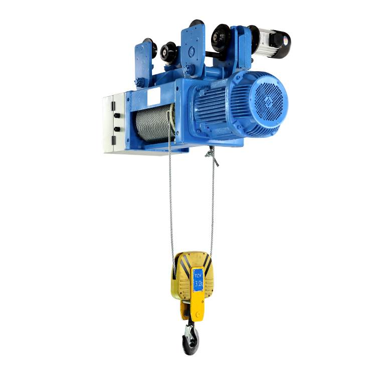 High Quality 2T-32T 30M Single Rail Electric Construction Building Hoist 220 Volt