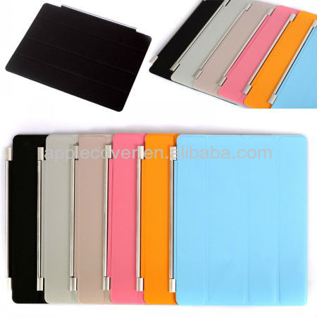 smart cover for apple ipad 4,leather case for ipad 3,for i pad 4 smart case