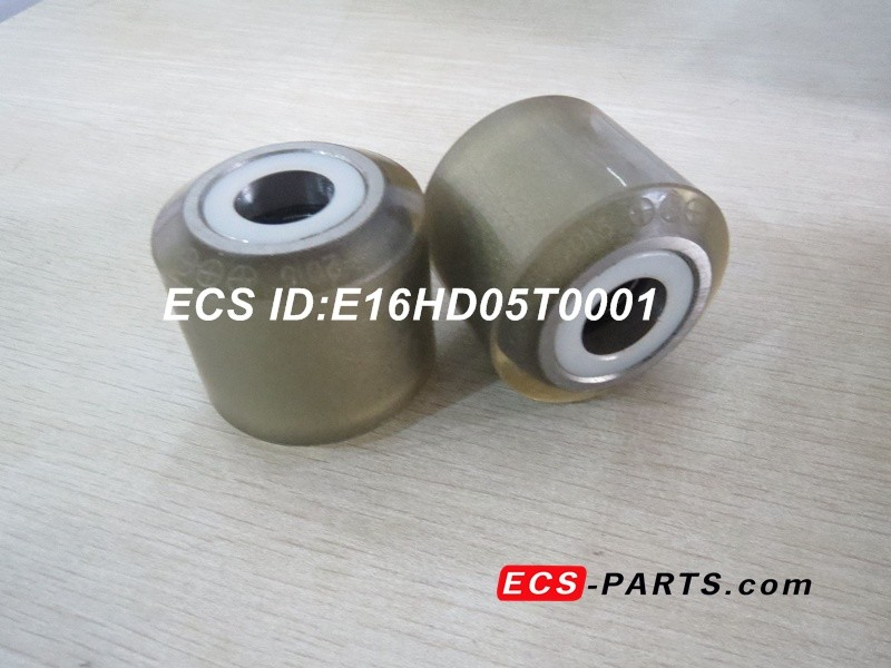 Escalator Handrail Roller of Mitsubishi 55*60-6202 Double Bearing