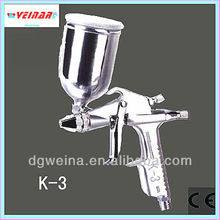 Aluminum hand air spray gun K-3 kits