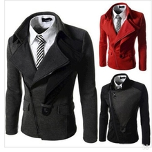 brand promotional best price mens knitted wool jacket