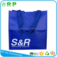 Beautiful design brand name shopping with handle wholesaler tote bag