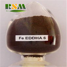 High Quality Element Chelated Fertilizer Fe 6% EDDHA (EDDHA-Fe-6) with factory direct price