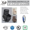 massage electrical rise and lift recliner chair/ KD-DL9016