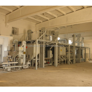 Maize Wheat Paddy Seed Processing Plant /Sesame Seed Cleaning Plant
