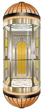 glass/mirror/residentials elevator manufacturer