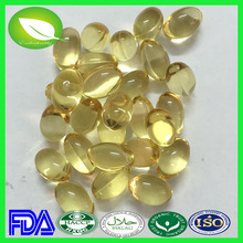 China factory full of Vitamin E food Anti-aging Wheat Germ Oil softgel capsules