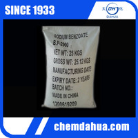sodium benzoate in food industry, na benzoate