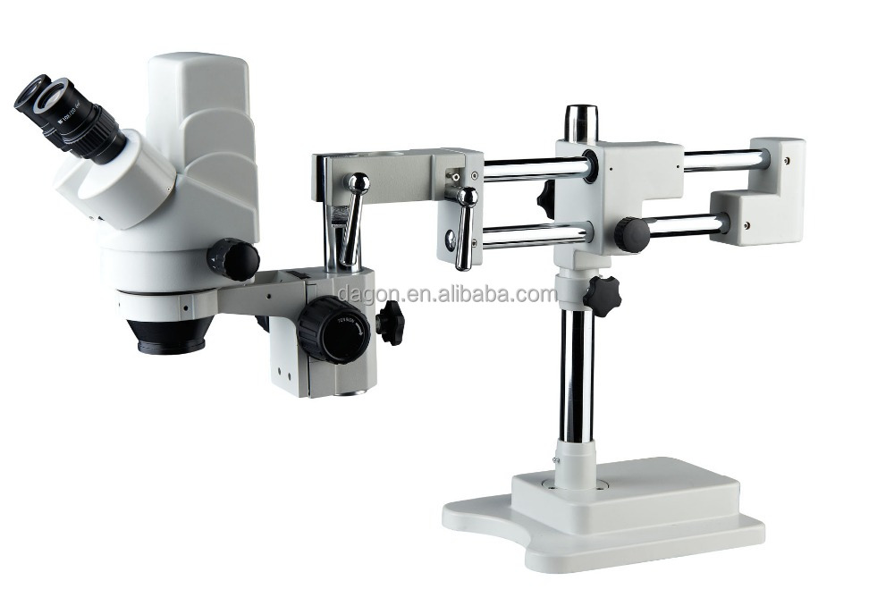 0.7-4.5x 3.0Mpixel 1/2'' COMS stereo zoom digital video microscopes