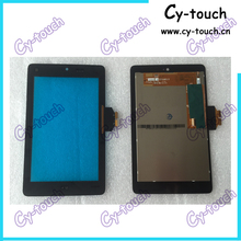 Hot product LCD touch screen assembly for Asus Google nexus 7 2012