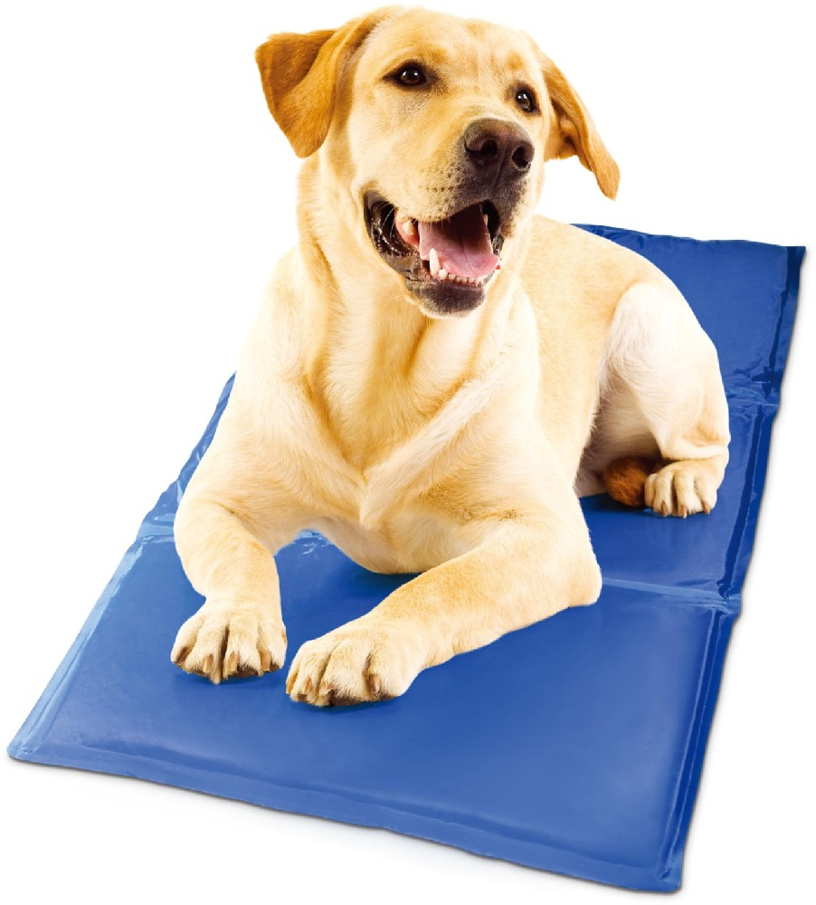 For Amazon and eBay stores custom logo re-useable pet cooling bed/dog cool pad