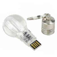 Alibaba china bulk item 1GB light bulb shape usb flash drive wholesale