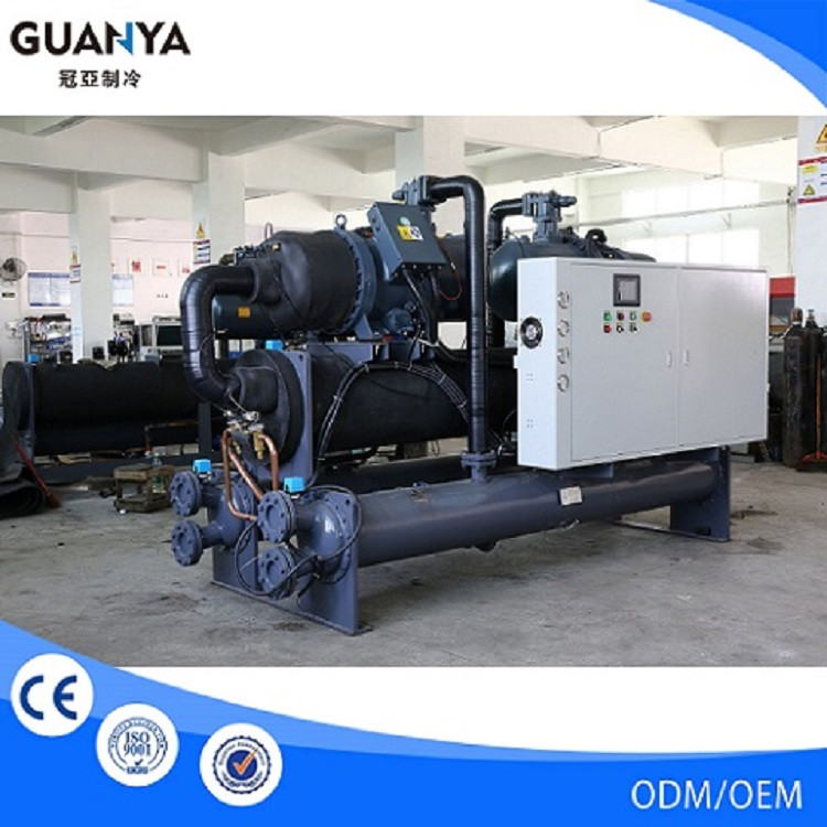 GY-50Ws wholesale water cool screw chiller price for x-ray diffraction