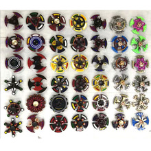 Newest double layers metal hand fidget spinner hot cheap finger spinner