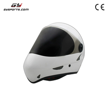 Popular teenagers streamline design GY skydiving glider helmet for extreme flying sports