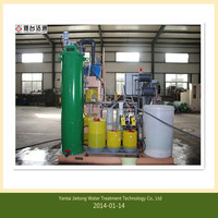 10-12% cotton cloth bleaching sodium hypochlorite producing machine