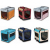 New arrival foldable colorful dog and cat carrier pet house