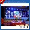 Professional manufacturer fashionable design RGB video led curtain p10
