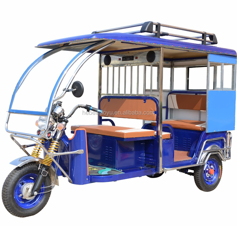 passenger electric auto rickshaw tuk tuk for bangladesh