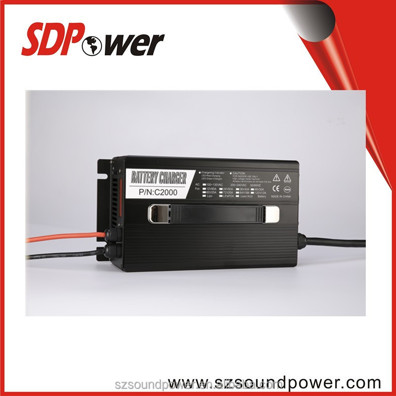 12V 24V 36V 48V 60V 72V 470W Lead Acid Battery Charger for small washing machine, E wheelchair