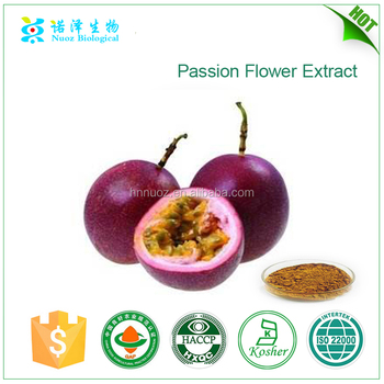 Free sample Passionflower Extract, Passionflower Extract powder. Passiflora caerulea p.e.