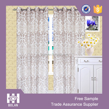 2015 High quality popular fashion style window curtain,made in china