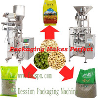 White Kidney Beans Automatic Packaging Machinery Price
