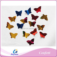 cut paper butterfly confettis wedding confettis