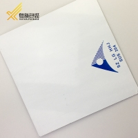 Polyethylene surface protection film for stainless steel with printong logo