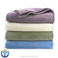 Weft Knitted 100% Polyester Polar Fleece Bed Sheet