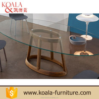 European hot sell solid wood latest second hand dining table and chairs designs