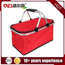 Factory cheap wholesale promotional folding fashionable mini cooler bag tote