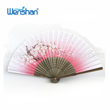 Custom decorative large hand fans for sale