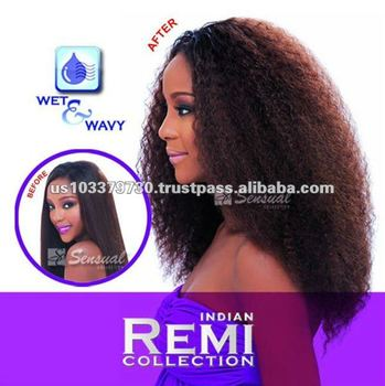 Indian Remi Jerry Curl