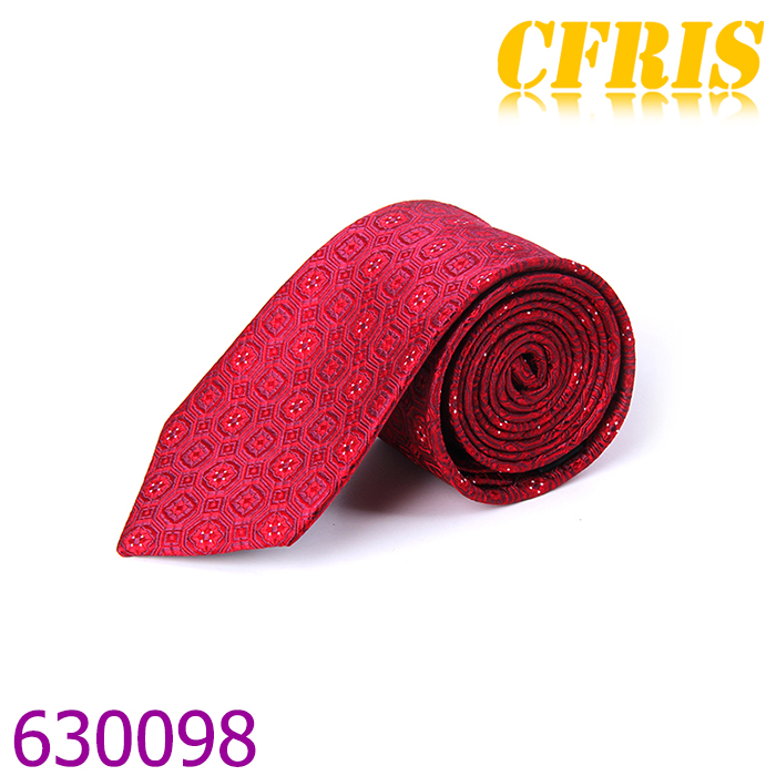 Discount men tie pattern printed silk neck tie