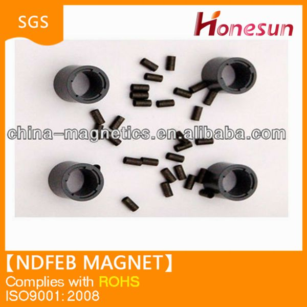 ring bonded neodymium magnets for domestic appliances