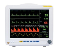 medical equipment names 12.1 inch multi parameter patient monitor portable