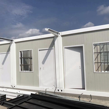 ISO90001 Certified container house luxury hotel 20 ft with competitive price