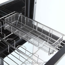 Disinfecting Cabinet metal mesh chopstick and spoon holder
