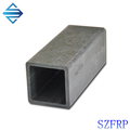 FRP pipe, fiberglass square tube, hollow section square pipe