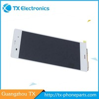 Wholesale touch screen digitizer replacement assembly parts display original lcd for sony xperia v lt25 lt25i