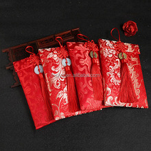 High-grade Wedding Gift Handmade Envelope Red Packet For Chinese New Year