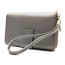 Women wrist wallet/Leather wristlet/Women wristlet wallet