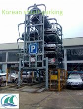 Cheap Rotary parking system/ smart parking system