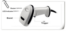 CCD Barcode Scanner Reader XB-917 Able to Read Screen Barcode
