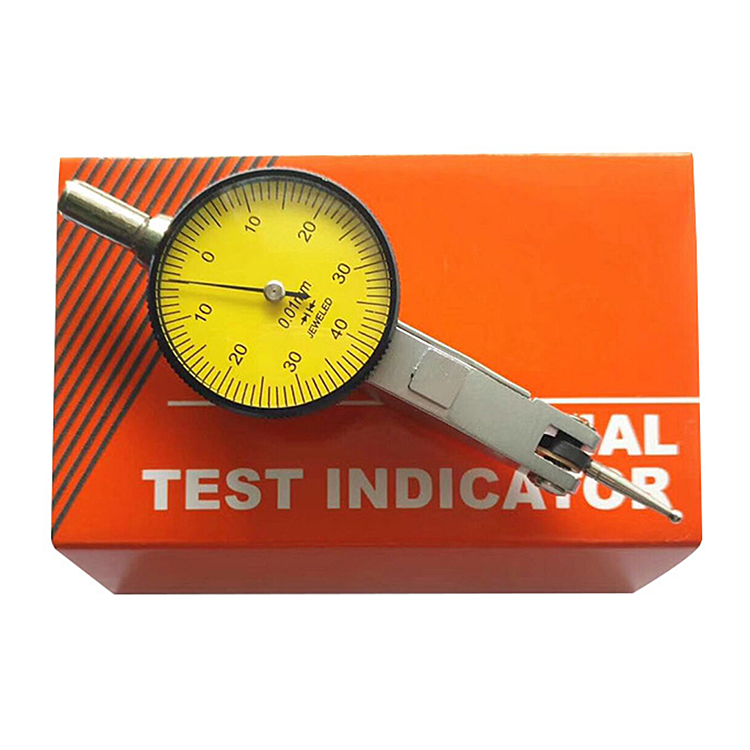 0-0.8mm Dial Test Indicator 0.01mm dial indicator dial gauge indicator