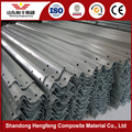 Competitive Price traffic safety steel metal guardrail design