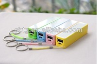lipstick power bank charger 2800/usb power bank /for smart phone and tablet pc