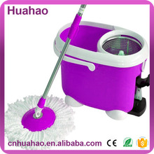Top-quality 360 twist mop with spin bucket