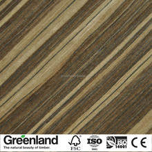 2017 Engineered furntire faced ebony composite veneer for house hotel furniture decoration